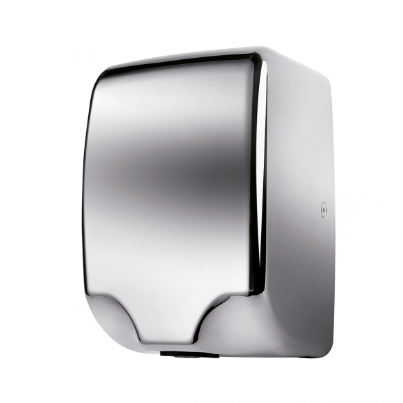 Automatic hand dryer 1350W, SS polished