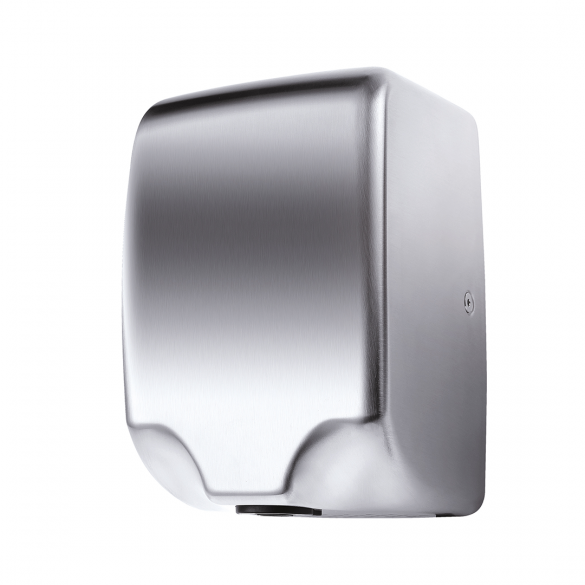 Automatic hand dryer -1350W, st. steel brushed